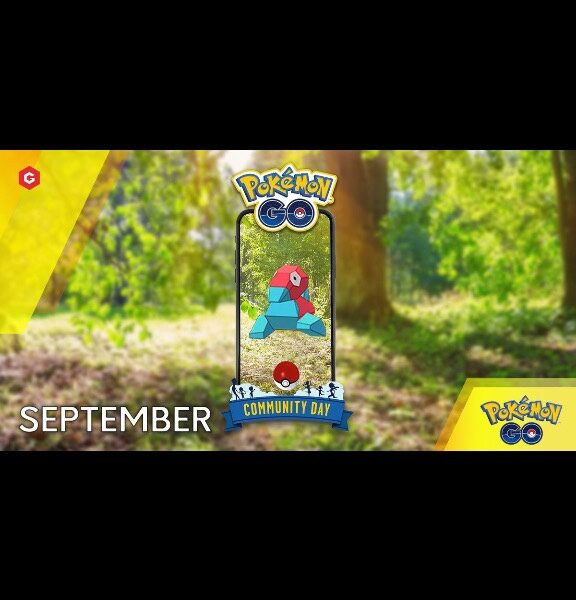 Community Day zondag 20 september 2020 – Porygon