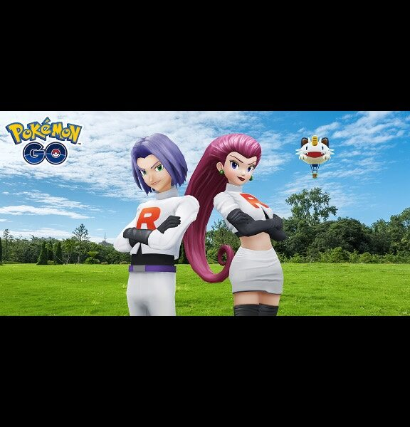 Jessie en James Rocket Battles